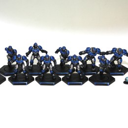 Dreadball Corporation Team