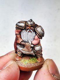 Talisman Dwarf