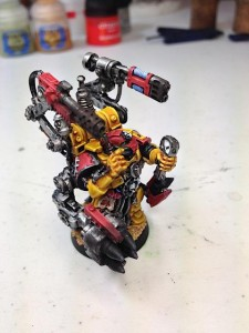 Imperial Fist Techmarine