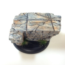 Painting Marble Bases