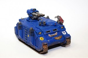 Ultramarine Razorback