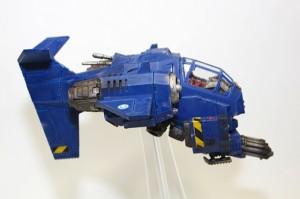 Ultramarine Storm Talon