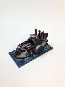 Dreadfleet Grimnars Thunder