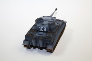 Bolt Action German Tiger Tank
