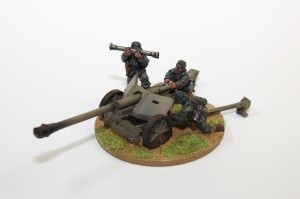 Bolt Action German PAK40