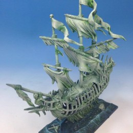 Dreadfleet WIP – More Ships finished