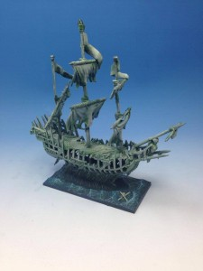 Dreadfleet Ship