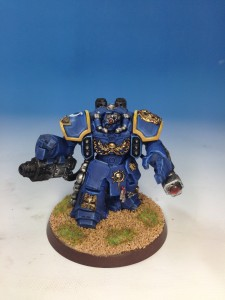 Ultramarine Centurian