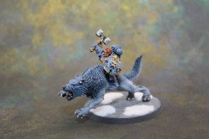 Space Wolf Thunderwolf Cavalry