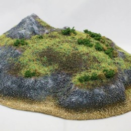 Dystopian Wars Islands