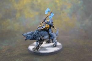 Space Wolf Thunderwolf Cavalry
