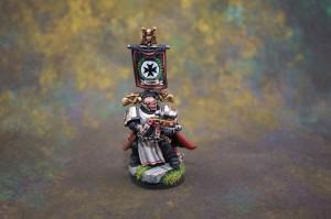 Black Templar Captain
