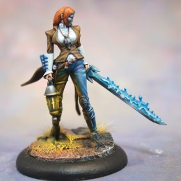 Sonnia Creed – Malifaux