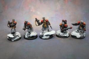 Khador Winterguard