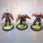 Chaos Warrior Blood Bowl