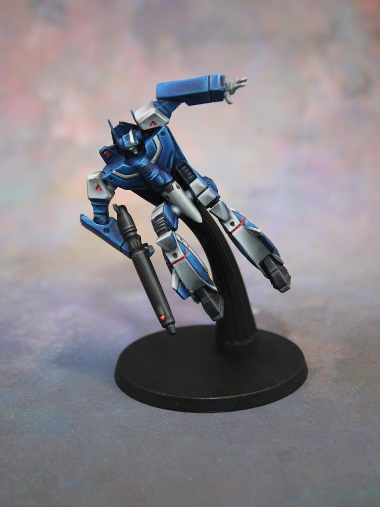 Robotech Tactics Max Sterling
