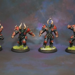 Chaos Blood Bowl Team