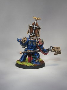 Space Marine Librarian