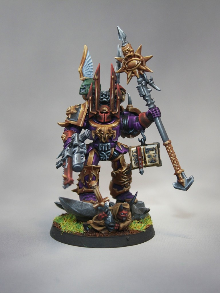 Chaos Space Marine Librarian