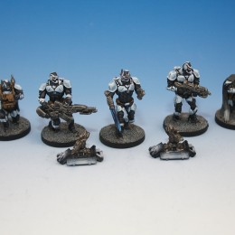 Deadzone Commission Completed – Enforcers and Rebels
