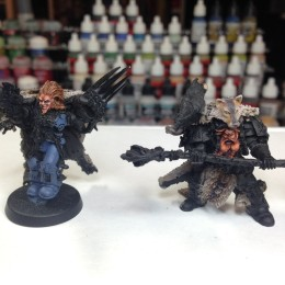 Whats on the Painting Table