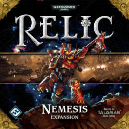 Relic: Nemesis Board Game Special
