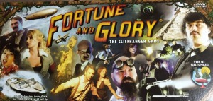 Fortune and Glory Boardgame