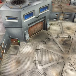 Forge World Realm of Battle Cityscape