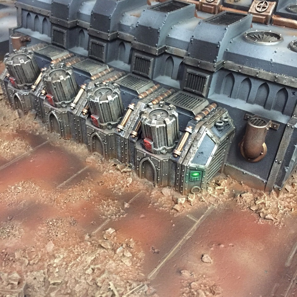Forge World Realm of Battle boards - Centerpiece Miniatures