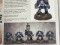 Some of my minis in White Dwarf and Warhammer Visions