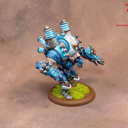 Cygnar Warmachine