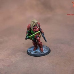 Star Wars RPG Miniature – More 3D printed