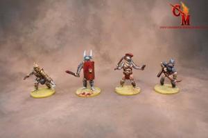 Jugula Gladiators