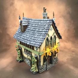 Warhammer Fantasy Chapel