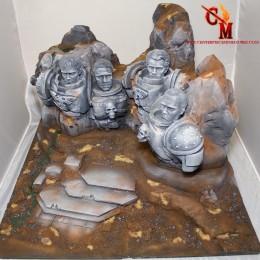 Horus Heresy Mount Rushmore