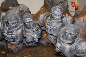 Horus Heresy Mount Rushmore