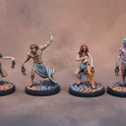 Kingdom Death Starting Survivors