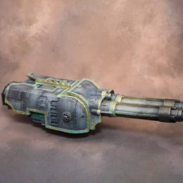 40 Scenery – Turbo Blaster Turret