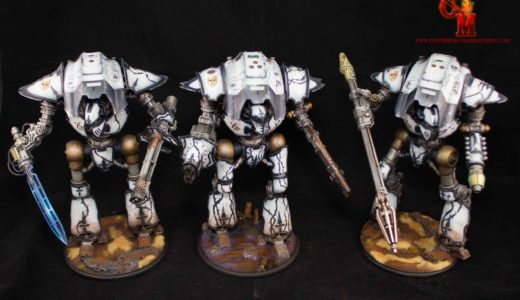 Imperial Knights with background story