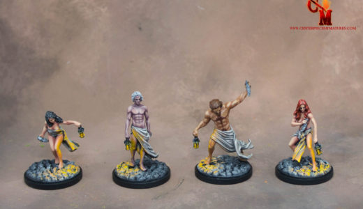 More Kingdom Death Monster Survivors