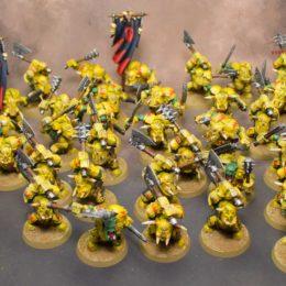 Warhammer Age of Sigmar – Ironjawz Army