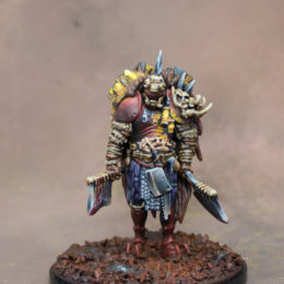Kingdom Death Monster – Butcher