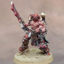 Chaos Slaughter Priest