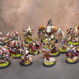 Warmachine Menoth