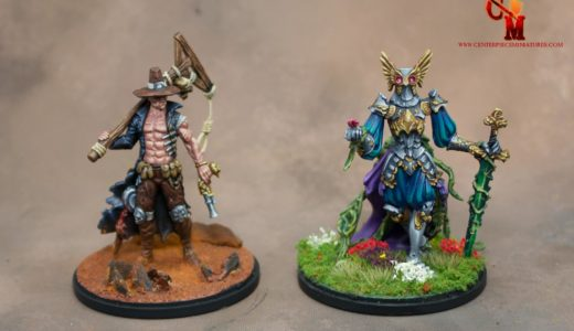 KD: Flower Knight and Manhunter