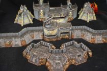More 40k Buildings and scenery!