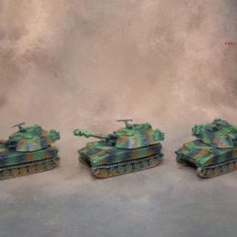 Team Yankee West German Forces
