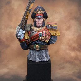 Commissar Bust