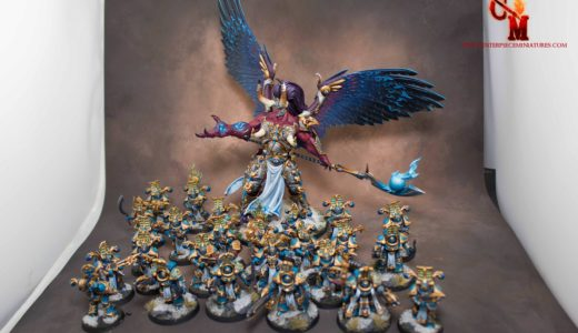 Large Thousand Sons Army