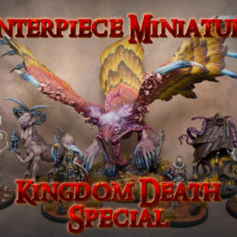 Kingdom Death Monster Core Set Special